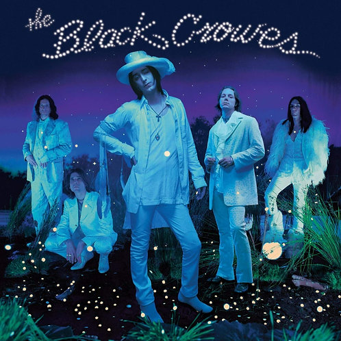 THE BLACK CROWES - BY YOUR SIDE CD