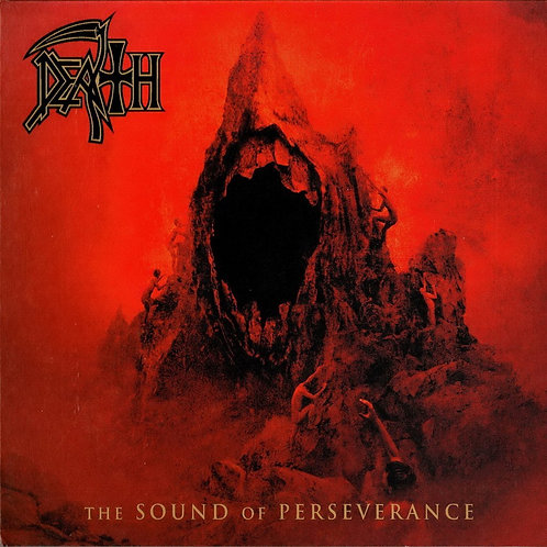 DEATH - THE SOUND OF PERSEVERANCE CD+DVD