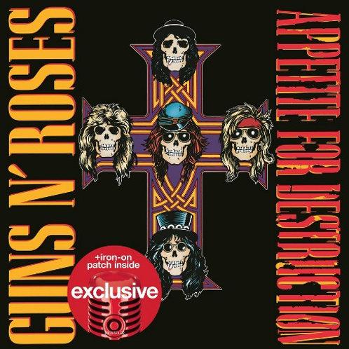 GUNS N´ ROSES - APPETITE FOR DESTRUCTION CD