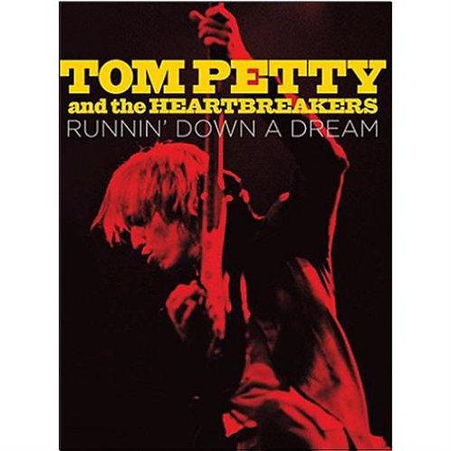 TOM PETTY - RUNNIN´ DOWN A DREAM DVD+CD BOX