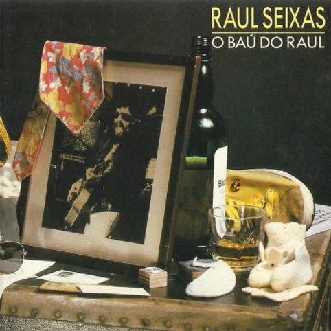 RAUL SEIXAS - O BAÚ DO RAUL CD