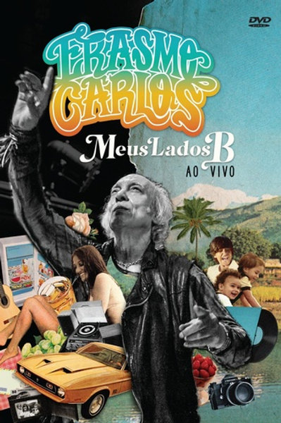 ERASMO CARLOS - MEUS LADOS B AO VIVO DVD