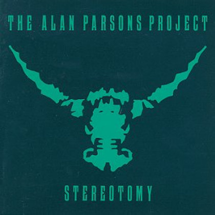 THE ALAN PARSONS PROJECT - STEREOTOMY CD