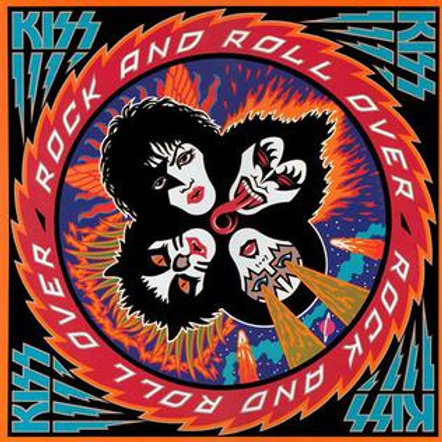 KISS - ROCK AND ROLL OVER CD