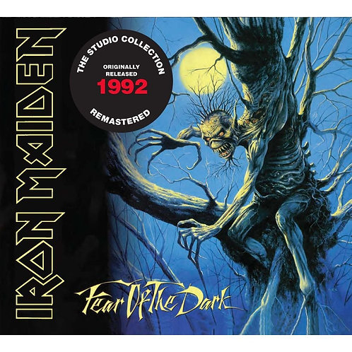 IRON MAIDEN - FEAR OF THE DARK DIGIPACK CD