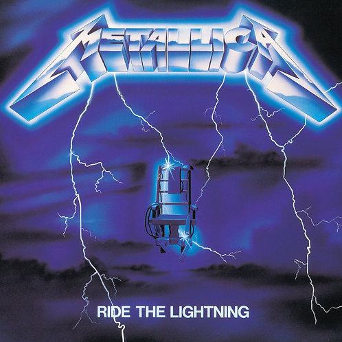 METALLICA - RIDE THE LIGHTINING CD