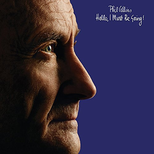 PHIL COLLINS - HELLO, I MUST BE GOING CD
