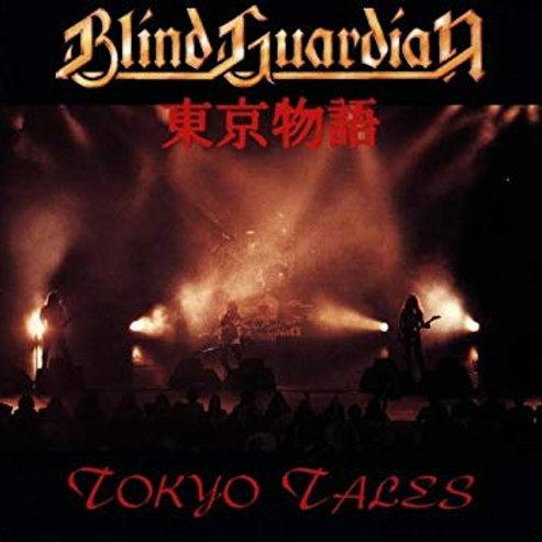 BLIND GUARDIAN - TOKYO TALES CD