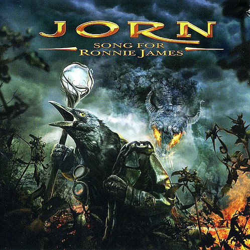 JORN - SONG FOR RONNIE JAMES CD
