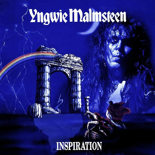 YNGWIE MALMSTEEN - INSPIRATION CD