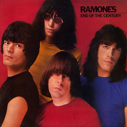 RAMONES - END OF THE CENTURY CD