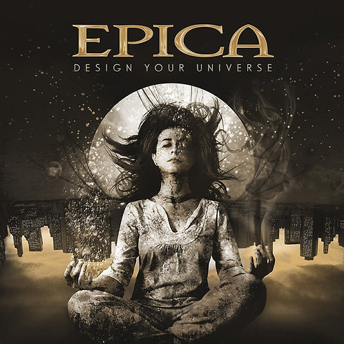 EPICA - DESIGN YOUR UNIVERSE CD