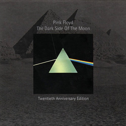 PINK FLOYD - THE DARK SIDE OF THE MOON CD BOX