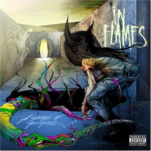 IN FLAMES - SENSE OF PURPOSE CD