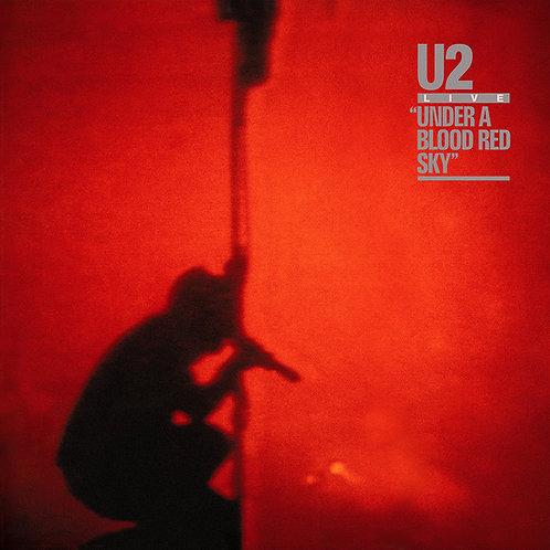 U2 - LIVE UNDER A BLOOD RED SKY CD