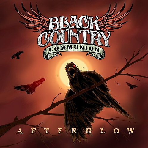 BLACK COUNTRY COMMUNION - AFTERGLOW CD