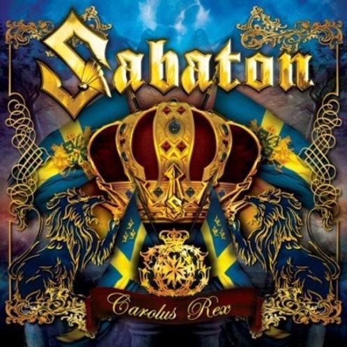 SABATON - CAROLUS REX CD