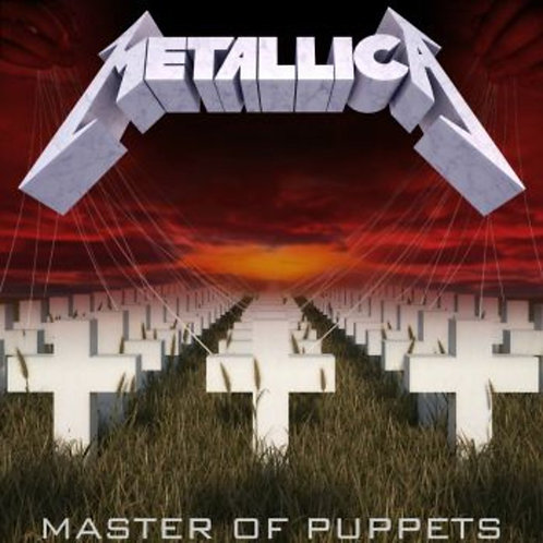 METALLICA - MASTER OF PUPPETS CD DIGIPACK