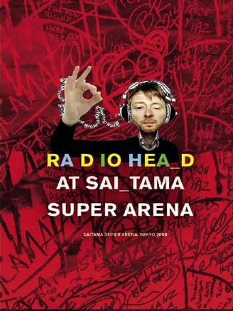 RADIO HEAD - AT SAI_TAMA SUPER ARENA DVD