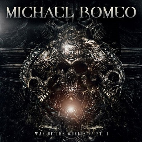 MICHAEL ROMEO - WAR OF THE WORLDS PT.1 CD