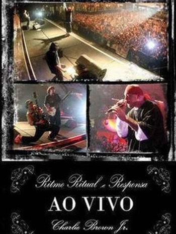 CHARLIE BROWN JR. - RITMO, RITUAL E RESPONSA AO VIVO DVD