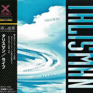TALISMAN - LIFE CD