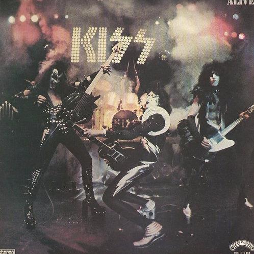 KISS - ALIVE DUPLO LP
