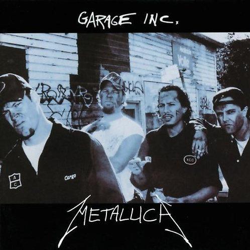 METALLICA - GARAGE INC. CD