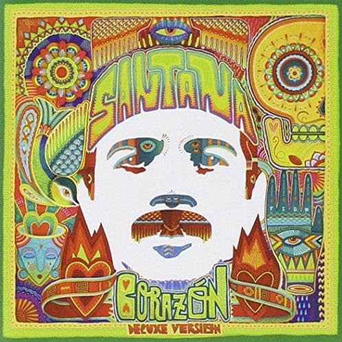 SANTANA - CORAZON CD+DVD