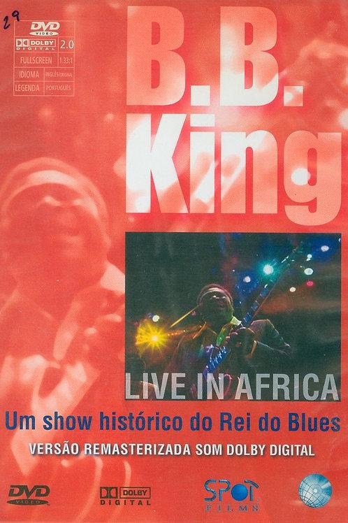 B.B.KING - LIVE IN AFRICA DVD