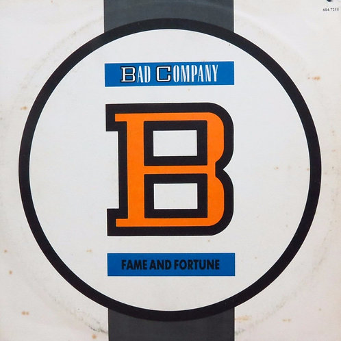 BAD COMPANY - FAME AND FORTUNE LP