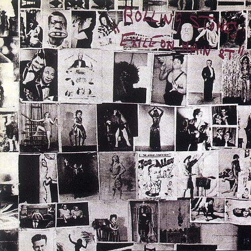 THE ROLLING STONES - EXILE ON MAIN ST CD digipack