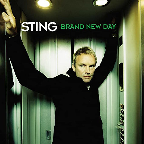 STING - BRAND NEW DAY DVD AUDIO