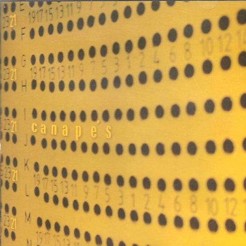 AKINETO - RETARD 21 CANAPÉS CD