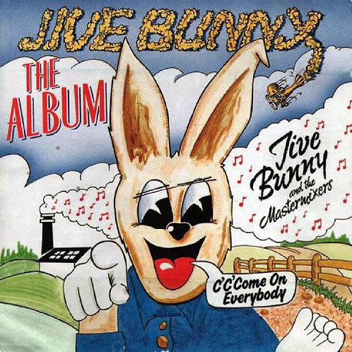 JIVE BUUNYAND THE MASTERMIXES - THE ALBUM LP