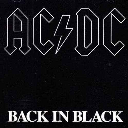 AC/DC - BACK IN BLACK CD