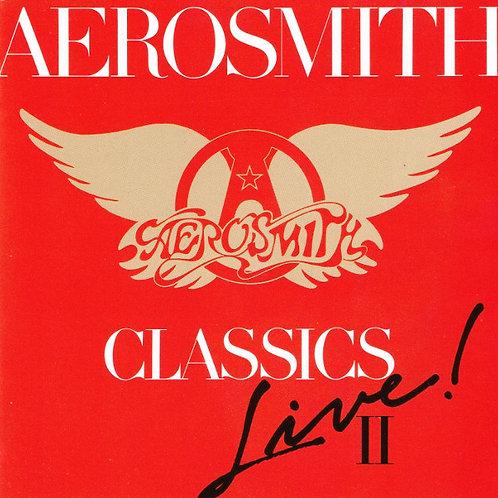 AEROSMITH - CLASSICS LIVE 2 CD