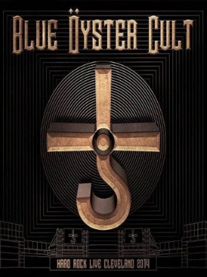 BLUE OYSTER CULT - HARD ROCK LIVE CLEVELAND DUPLO CD+DVD BOX