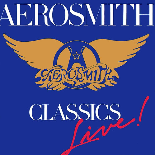 AEROSMITH - CLASSICS LIVE CD