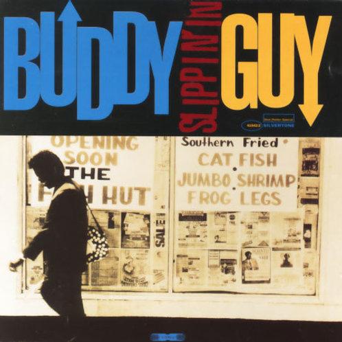 BUDDY GUY - SLIPPIN IN ALBUM CD
