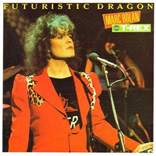 T-REX - FUTURISTIC DRAGON CD