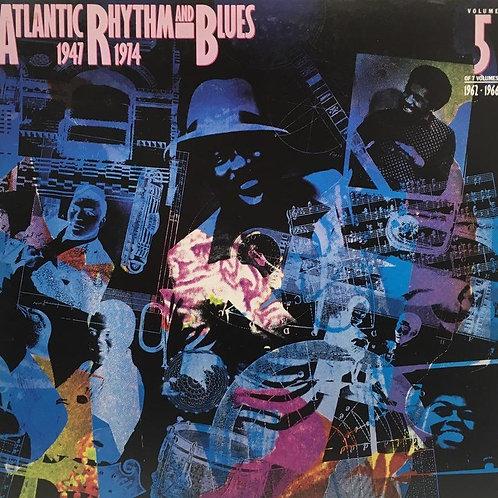 ATLANTIC RHYTM AND BLUES VOL.5 DUPLO LP