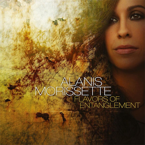 ALANIS MORISSETTE - FLAVORS OF ENTANGLEMENT CD