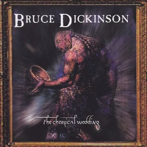 BRUCE DICKINSON - THE CHEMICAL WEDDING CD