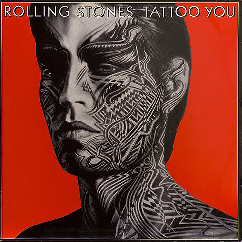 ROLLING STONES - TATTOO YOU LP