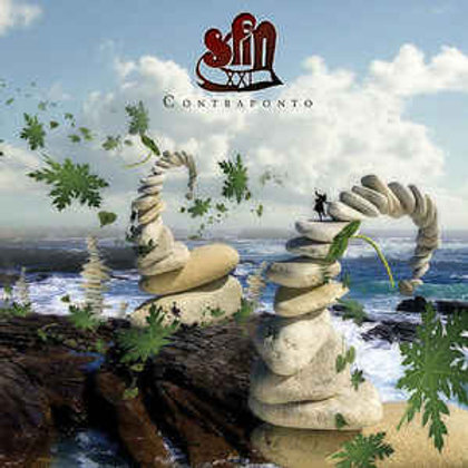 SPIN - CONTRAPONTO CD
