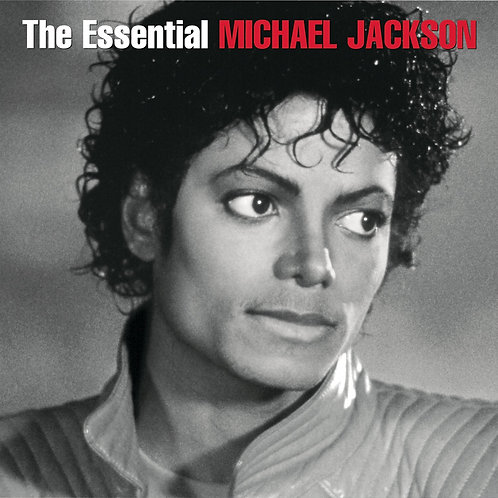 THE ESSENTIAL MICHAEL JACKSON DUPLO CD