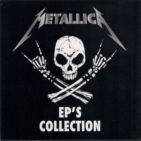 METTALICA - EP´S COLLECTION CD