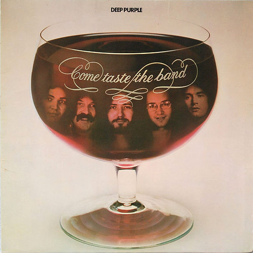 DEEP PURPLE - COME TASTE THE BAND LP