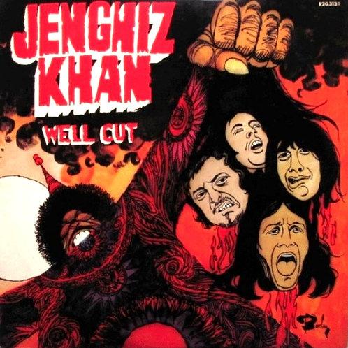JENGHIZ KHAN - WELL CUT CD